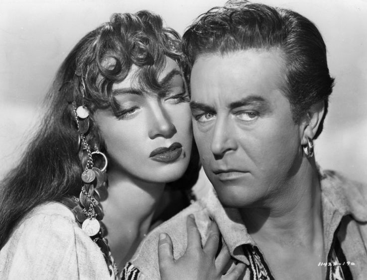 Marlene dietrich and ray milland from golden earrings for The triumph of love jewelry 1530 1930