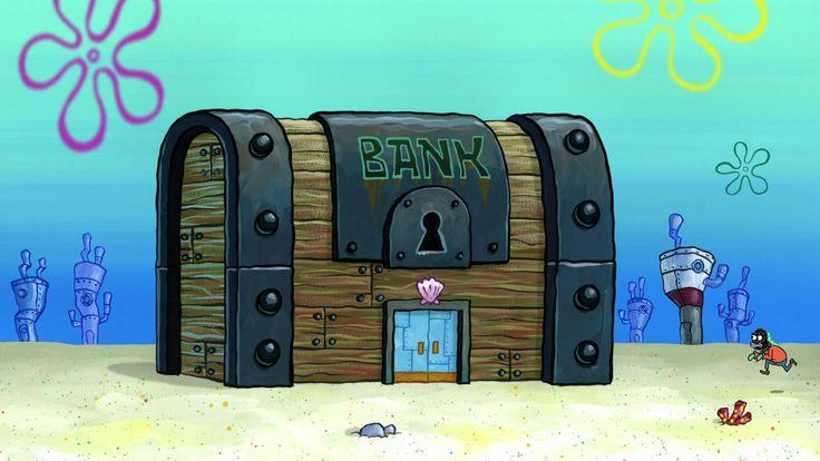 Banque Atau Bank?