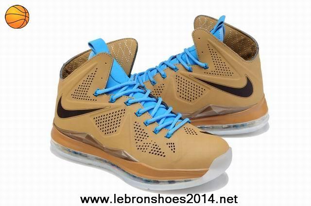 Buy Hazelnut 607078-200 Nike LeBron X QS EXT