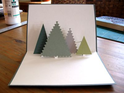 christmas pop up cards - Google Search