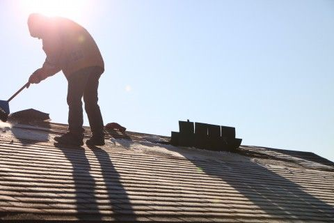 Roof Shingles Repair in Witer