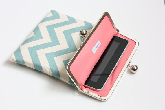 Customize your iPad/ iPad mini/ Ereader Sleeve by Oliviaavenue, $42.00 @Angela Gilbert Montgomery how cute is this?!