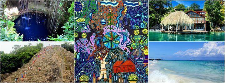 Шаманский марафон. Ривьера Майя, путешествие в Мексику (Украина, Ukraine, Україна) - http://moji.com.ua/events/shamanskiy-marafon-rivera-mayya