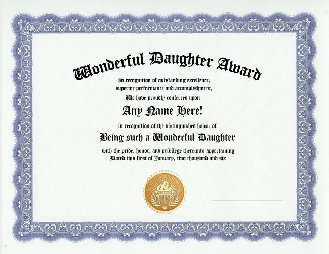 45 best Certificate images on Pinterest   Award certificates ...