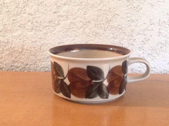 Arabia Finland Ruija Cup. Coffee or tea cup. by lulumarigold