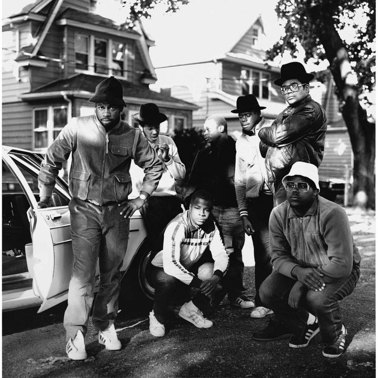 A Slice of Old School Hip-Hop: 1985