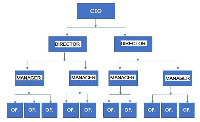 Image Result For Organizational Structure Examples Small Business