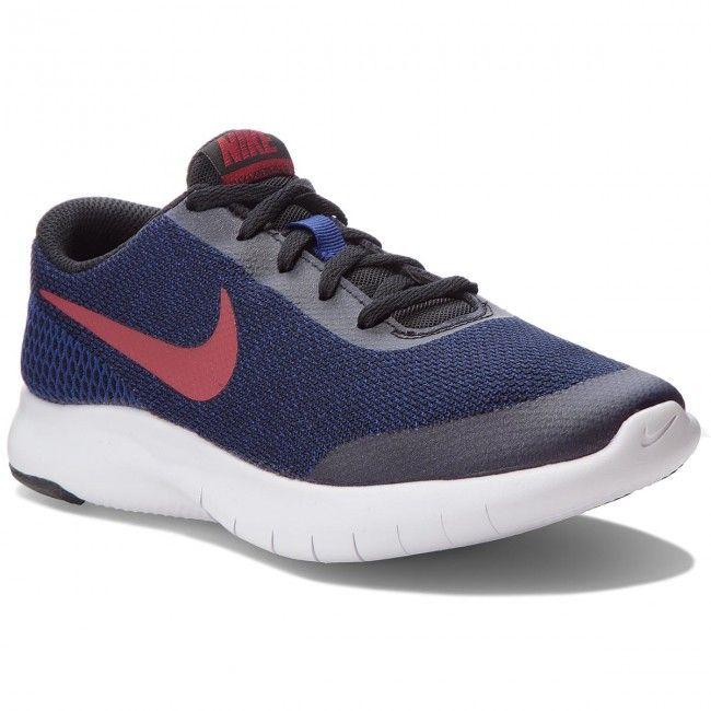 Buty Nike Flex Experience Rn 7 Gs 943284 007 Black Red Cush Treningowe Bieganie Sportowe Damskie Www Eobuwie Com Pl Nike Flex Nike Black And Red