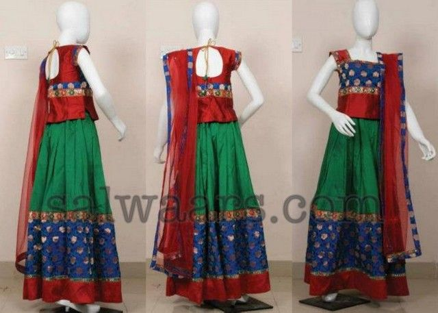 Lehengas for11 Years old Kids