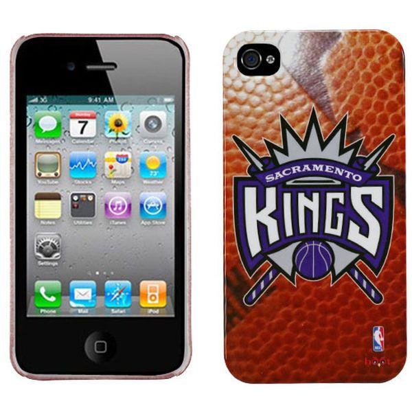 Sacramento Kings Game Ball iPhone 4/4S Case - $14.99