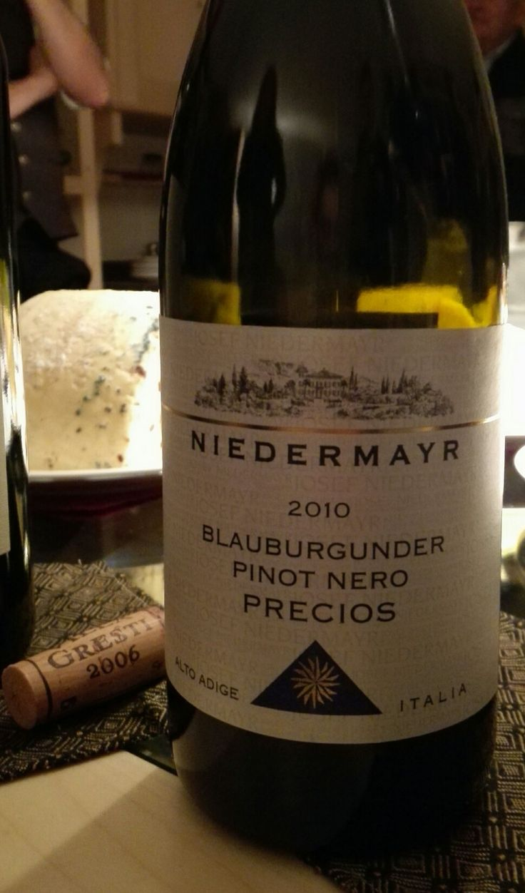 Pinot Nero . Niedermayr