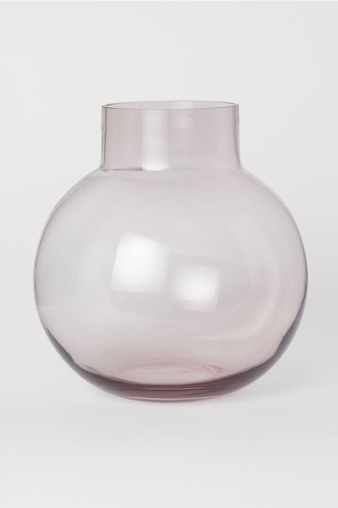 Large Glass Vase Large Glass Vase Small Glass Vases Round Glass Vase