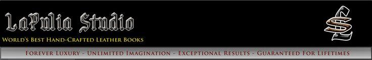 LaPulia Studio Logo Header Image