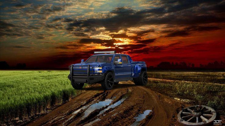 Chevrolet Silverado2500HDCrewCabLong 2115 3DTuning