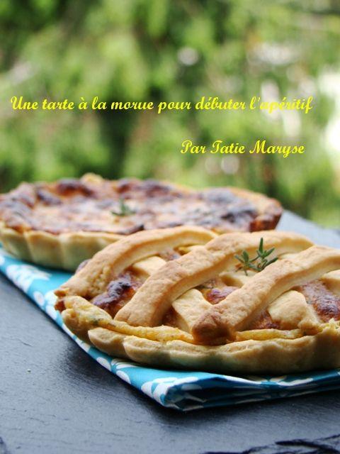 Dans cette recette de cuisine antillaise, Tatie Maryse vous donne son astuce pour une tarte à la morue ne nécessitant pas de faire dessaler la morue.