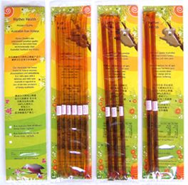 Unprocessed raw Australian Forest Jarrah Honey Stick Packs