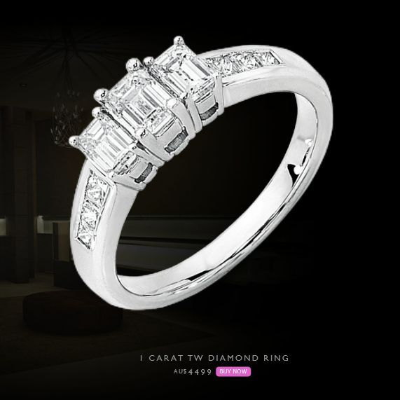 Engagement ring - Michael Hill Jewellers