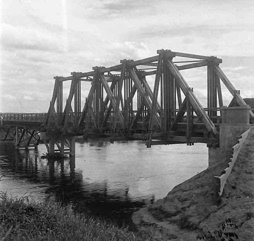 Antiga Ponte da Freguesia do Ó
