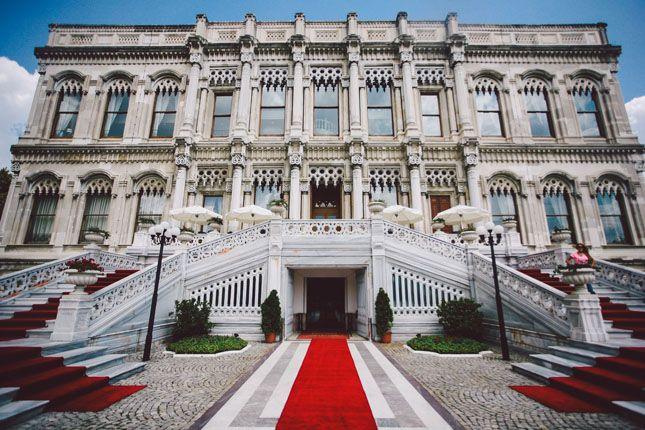 Çırağan Sarayı, İstanbul, Türkiye