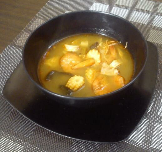My Tom yum
