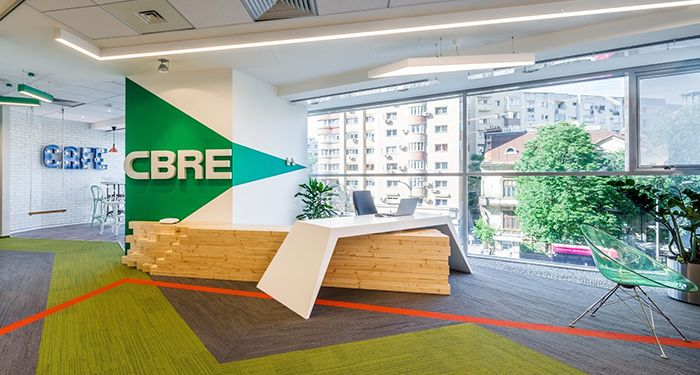 Image Result For Cbre Office Office Interiors Waiting Area