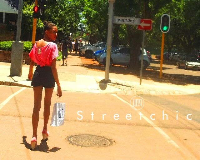 Robyn Jacobs for Streetchic by UNQ