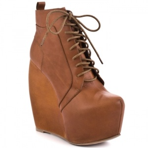 SALE - Zigi Girl Infinite Wedge Heels Womens Tan - $199.99 ONLY. Was $254.99 - You SAVE $55.00.