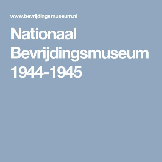 Nationaal Bevrijdingsmuseum 1944-1945