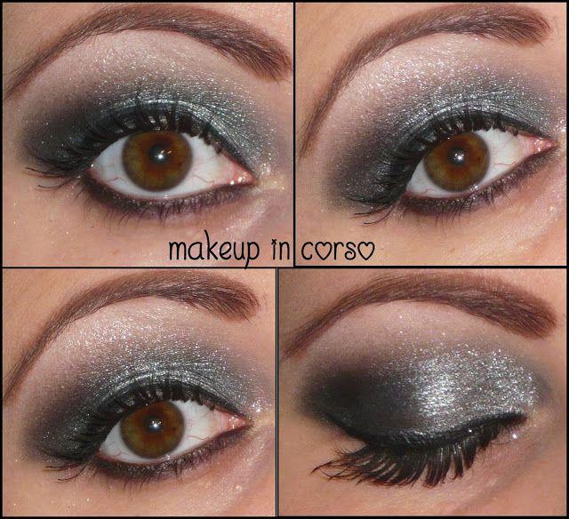 Makeup in Corso: Smokey eyes nero, non mi fai paura!