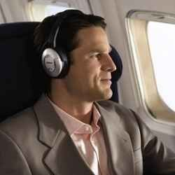 Do you know that first class passengers on major airlines are given noise cancelling headphones? Many wanted to keep them at the end of the flight...