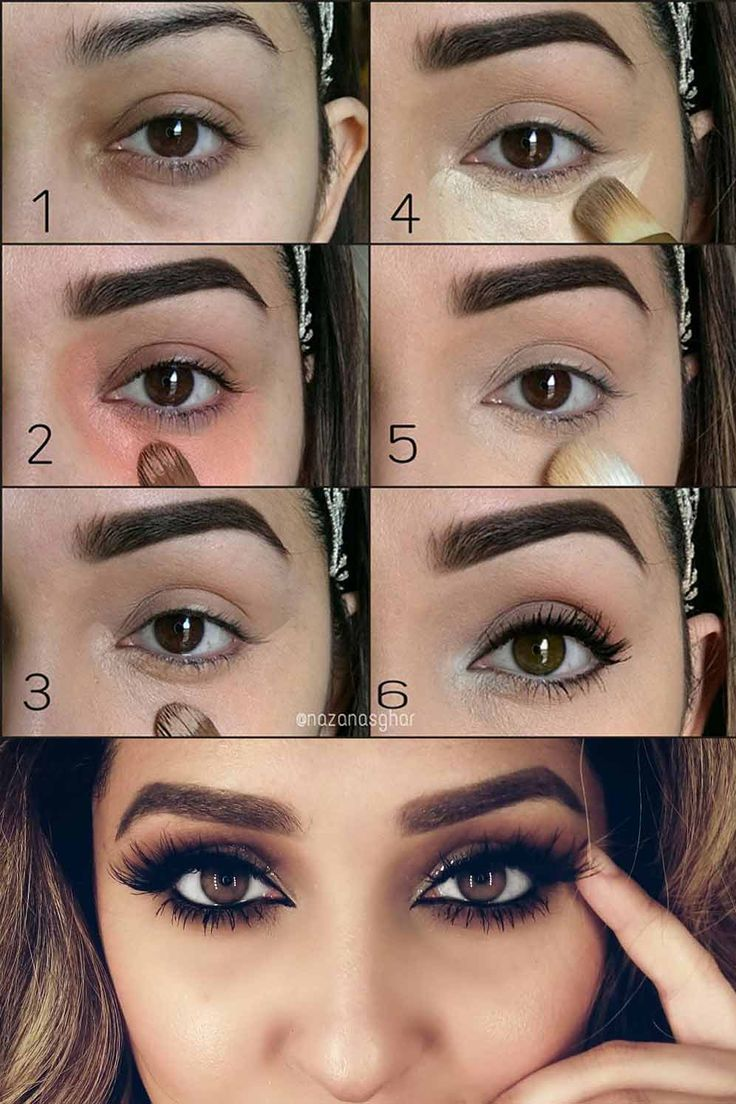 Best Eye Makeup Tips And Tricks For Small Eyes: 25+ Best Ideas About Best Concealer On Pinterest