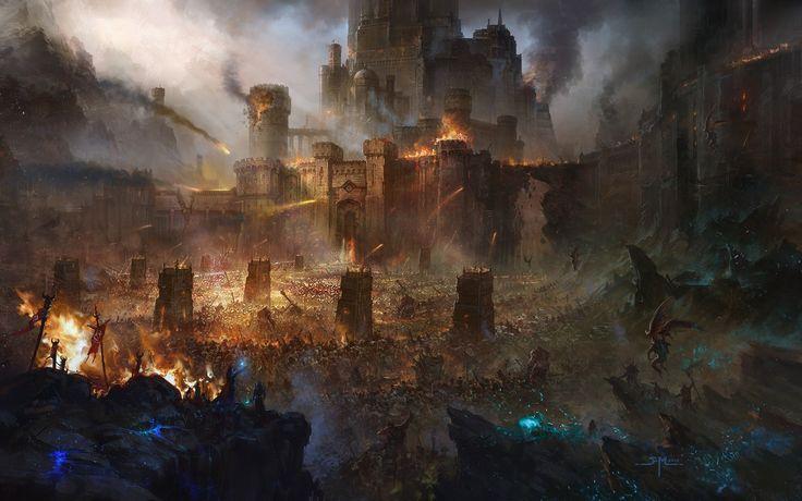 Castle war