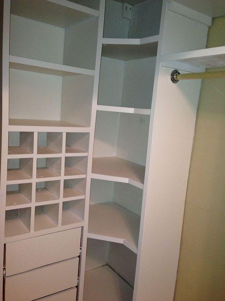 Best 25+ Closet storage systems ideas on Pinterest ...