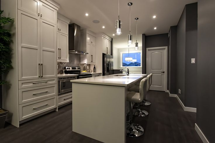 Custom cabinets provide plenty of storage for all of your culinary needs #customize #makeityourown #buildwithharmony #liveinharmony