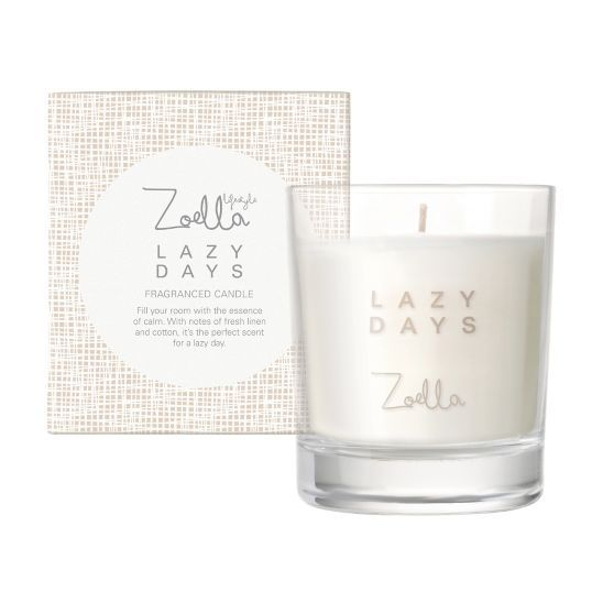 Buy Zoella Lazy Days Fragranced Candle | Christmas Gift - Boots