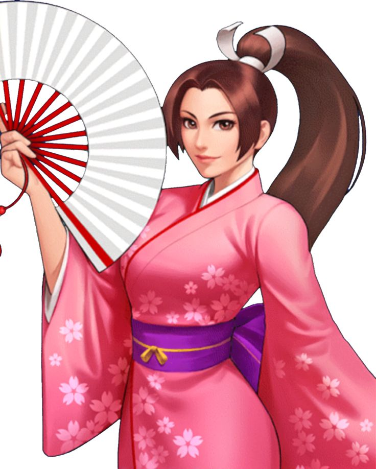 King of Fighters 98 UM OL Mai Shiranui by hes6789