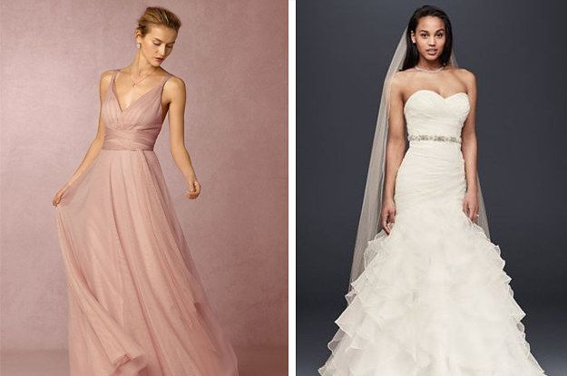 Pick Some Bridesmaids Dresses And We Ll Give You A Wedding Dress With Images Wedding Dress Quiz Dress Quizzes Fashion Quizzes