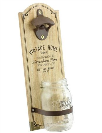 Vintage Style Bottle Opener - Amour Decor