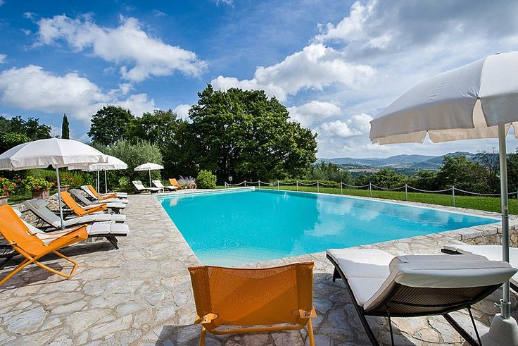 Italy, Umbria Remarkable Medieval Estate Is Home To One Of Our Most Historic Castle Villas In Italy Villa, 15 Bedrooms, 14 Bathrooms, 30 persons, Pool, Garden, WiFi