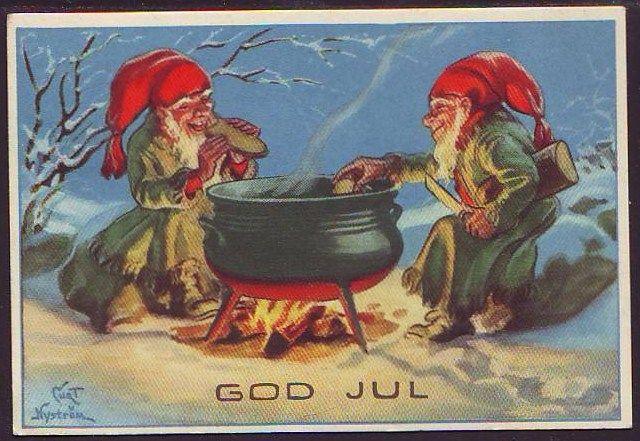 Jul Postkort - Frimærkebutikken