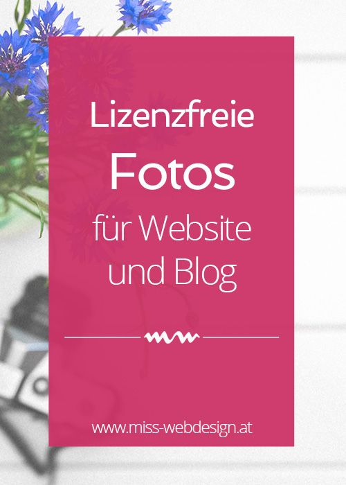 5 inspirierende Plattformen für lizenzfreie Fotos, die du kennen solltest   miss-webdesign.at
