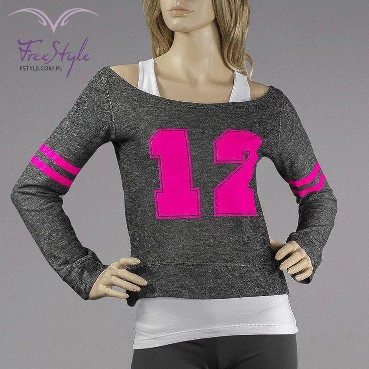LONG SHIRT AMERICAN GREY/ PINK #moda  #fitnessfashion  #loose #pricness #warm #free_style #girl #fashion #like #sexy #fitness #drifit