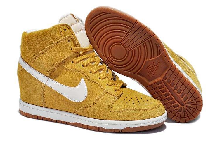 Nike Dunk SKY HI Femme,nike montante