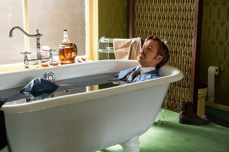 Every Single Picture of Ryan Gosling Being Handsome in The Nice Guys