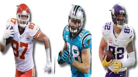 NFL 2017: Tight Ends on the Rise - NFL tight ends have been performing at historic levels and this season should be no different.