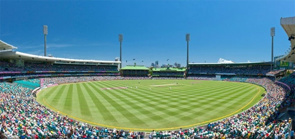 Sydney Cricket Ground. Would LOVE to see the Swans in a match at home one day