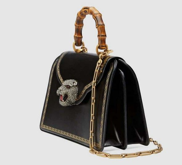 LUXURY GOODS: GUCCI'S JUVENILIA BAG HONORS JANE AUSTEN | #janeausten #gucci #luxurygoods #limitededition #baselshows #basel #mostexpensive| http://www.baselshows.com/most-expensive-2/luxury-goods-guccis-juvenilia-bag-honors-jane-austen