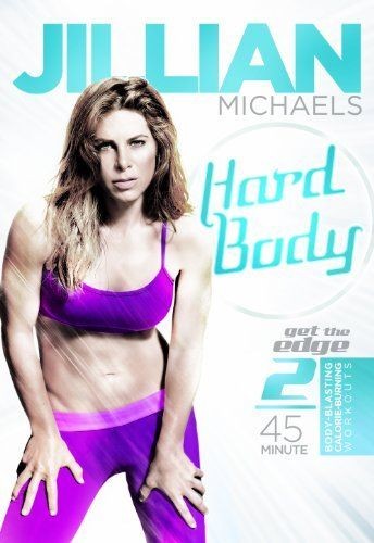 Will have to try the new DVD:  Jillian Michaels Hard Body DVD ~ Jillian Michaels