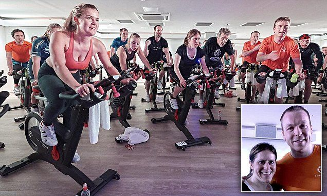 Can a mortal get through a spin class devised by Olympian Chris Hoy?