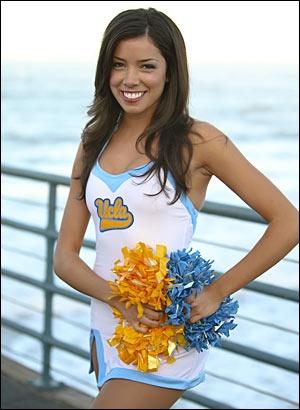 Elise - UCLA cheerleader